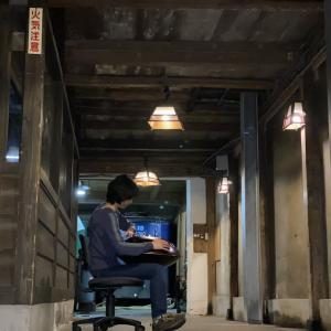Forza!4C ch ✨宝山酒造@酒蔵で・・ハンドパン・スペシャリストが奏でる「音」「波動」が酒蔵の「かおりと波動」に融合してゆく。音と空間の次元を超えたフュージョンの極み。
