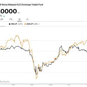 存続が若干気になる【1560】外国REIT(為替ヘッジなし)ETFより分配金通知です。