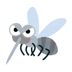 蚊ってたまにエースパイロットいるよな???「バレルロールでシュッと攻撃かわす夏の殺し屋」「しかも全員女パイロット」「夜戦型はほんまムカつく」