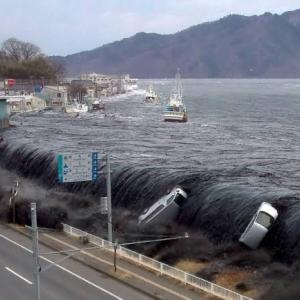 津波の怖さの想像がつかないんやが???『10センチとかなら楽勝やろ?』『は?地獄やぞ?』『これで泳げるとか言ってる奴アホやろ』