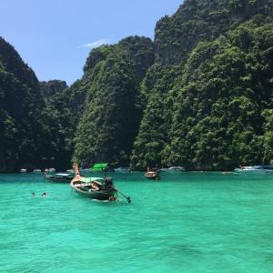 東南アジアの楽園・ピピ島に是非いってほしい!