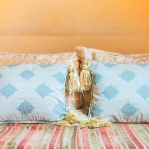 魚座の新月*思いついたら気分転換で枕の向きを変えて、運気アップする4つの方位*