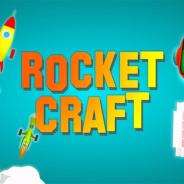 Graphics Meme、自分のロケットを作って世界のユーザーと飛行距離を競うゲーム『Rocket Craft』を配信開始