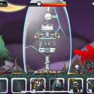 ノックバックワークス、カジュアルゲーム 『カートゥーン大戦争』を配信開始