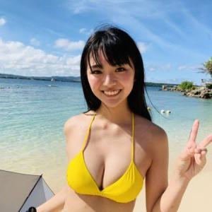 ミスマガジン2019グランプリ豊田ルナさんのプロフィール、子役出身、高校は?