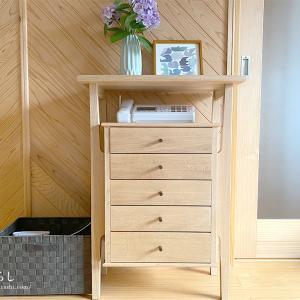 山室家具製作所PROTOリビングチェストを購入しました