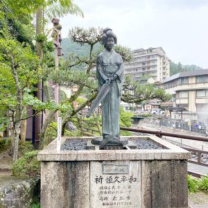 湯村温泉(兵庫県)佳泉郷井づつやさんに泊まりました