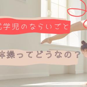 未就学児の習い事|新体操3年のリアルな感想と目安の費用