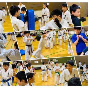 【札幌 西岡で空手やるなら 地区センター】またまた新しいお友達!目標を達成する心の強さを😃