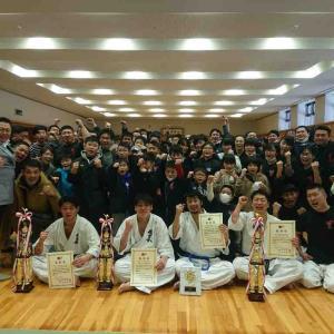 第4回北海道フルコンタクト空手道選手権大会‼️たくさんの方々に感謝😃