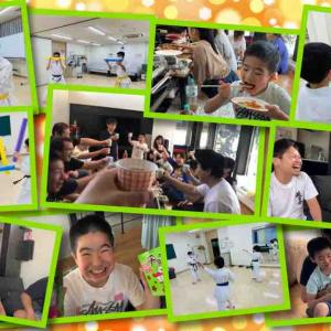 【札幌市・月寒の子ども、大人の習い事】笑う角には福来る!最高の週末から今週もスタート‼️