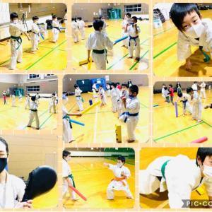 【札幌市豊平区の空手教室】木曜日も稽古再開っ❗️優しさに「引っ張る強さ」をプラスして😃