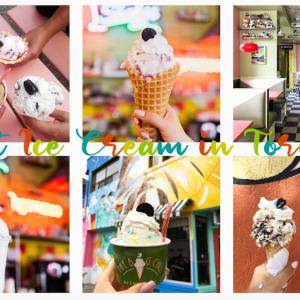 トロントのおすすめアイスクリーム屋さん5選!