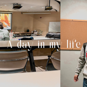 A day in my life #2 アメリカのExercise Science(運動化学)専攻のりゅーきさん