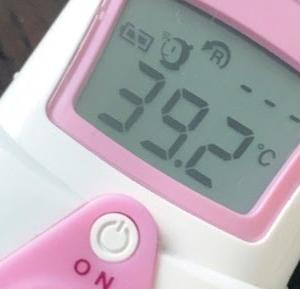 幼児のインフルエンザの咳はいつまで続いたか