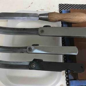 ナイフ研ぎ