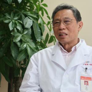 新型コロナウイルス(新型肺炎)が4月で終焉と予測(鍾南山医師)