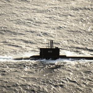 インドネシアの潜水艦沈没の真実とは:ナンガラ402が豪軍に撃沈された