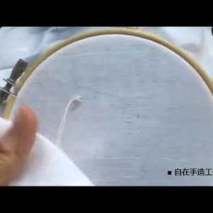 🔹刺繡中級針法🔹千鳥繡*2