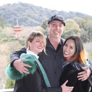 初めての京都Vlog☆ハワイ人と共に清水寺♪