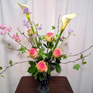 安心できる空間と時間へ。 【花が伝える幸せの種ワークショップ】