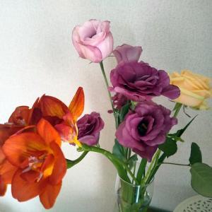 私の笑顔の花が咲くのは、「花」