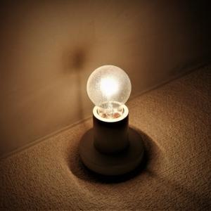 夜子供がトイレに行けるようにセンサー付き電球をつけてみた!