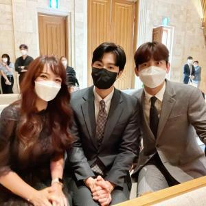 ジェニーハウス副院長さんの結婚式 ユノ チャンミン