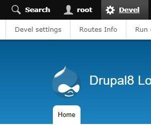 【Drupal 8】モジュール紹介 Devel その1