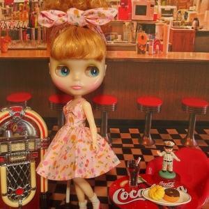 ジュニームニーキューティーにパイナップルプリンセスのお洋服