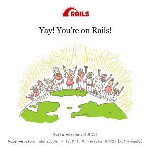 【Windows】VSCodeでRuby on Rails環境構築