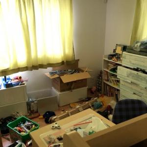 【 Before&After 】②新築4LDKで快適な新生活を! ~2階子供部屋 はじめに~