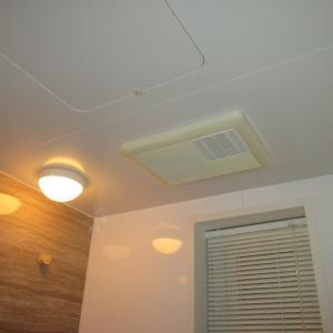 浴室暖房乾燥機の掃除