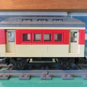 レゴトレイン 〜古風な客車②〜