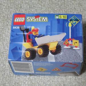 レゴシティ #6439 Mini Dumper