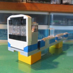 レゴ 常磐線E531系製作中です♫