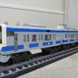 レゴ常磐線E531系製作中です②
