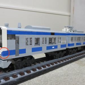 レゴ常磐線E531系製作中です③