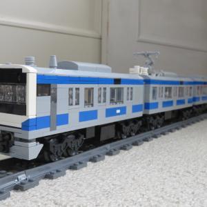 レゴ常磐線E531系 完成!!