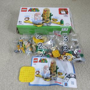 レゴスーパーマリオ #71363 サンボの砂漠チャレンジ