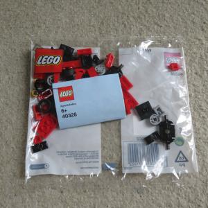 レゴプロモーションセット #40328 F1カー