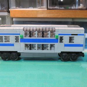 レゴ E531系用グリーン車完成♫