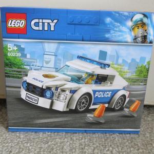 レゴ#60239 ポリスパトロールカー