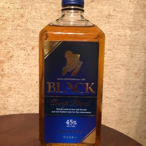 今日のウイスキー♪ 〜普段飲みに最適!コスパの良いウイスキー ブラックニッカディープブレンド〜