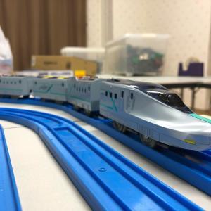 プラレール 〜最新鋭の新幹線! アルファエックス ALFA-X 956形〜