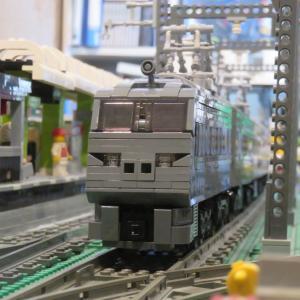 レゴトレイン 〜787系デビュー♬〜