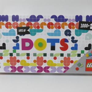 レゴドッツ #41935 LOTS OF DOTS 〜カラフルなタイルがいっぱい!!〜