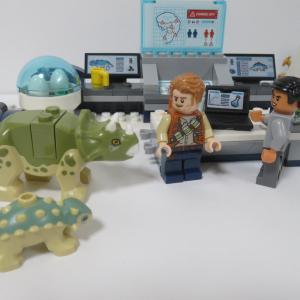 レゴ ジュラシックワールド #75939 〜ウー博士の研究所:赤ちゃん恐竜の脱走〜