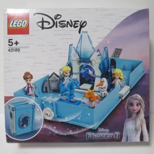 レゴ ディズニープリンセス #43189 〜エルサとノックのストーリーブック〜