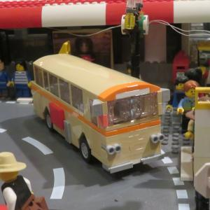 レゴ レトロな路線バスを作ってみました!